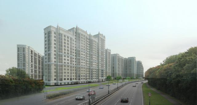 панельные дома нового типа