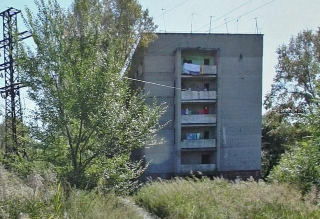 Серия 1-447С-53 с планировками квартир (отр.адм.) серия по фотографии дома