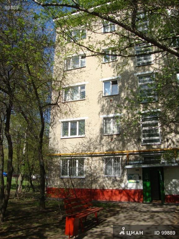 Продажа 1-комнатной квартиры, москва, харьковский проезд, 9к3