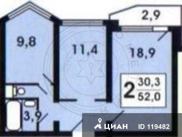 Москва, Верхние Поля ул., дом 35, корп. 2, ЮВАО, район Люблино, Серия П-44т, информация о доме