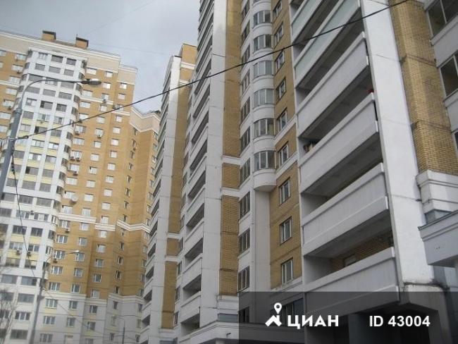 Москва, Рублевское шоссе, дом 85, ЗАО, район Кунцево, Серия C-222, информация о доме