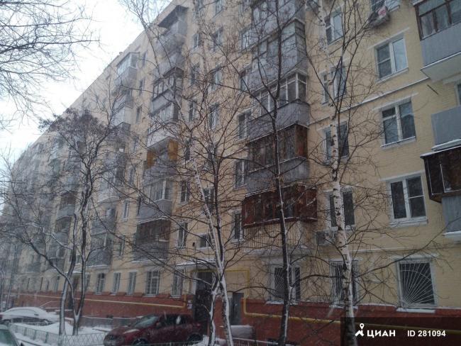 Москва, варшавское шоссе, дом 18, корп. 2, юао, район донско.