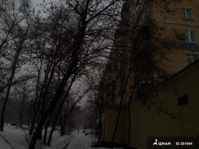 Москва, Варшавское шоссе, дом 18, корп. 2, ЮАО, район Донской, индивидуальный проект, информация о доме