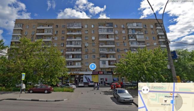 Москва, Сеславинская ул., дом 4, ЗАО, район Филевский Парк, информация о доме