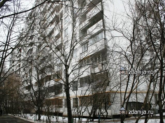 Москва, проспект Вернадского, дом 119, Серия И-99-47/405 (ЗАО, район Тропарево-Никулино)