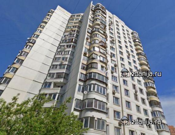 Москва, улица Полины Осипенко, дом 18, корпус 1, Серия п3м (САО, район Хорошевский)
