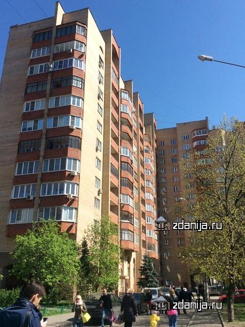 Москва, Новочеремушкинская улица, дом 62, корпус 1 (ЮЗАО, район Черемушки)