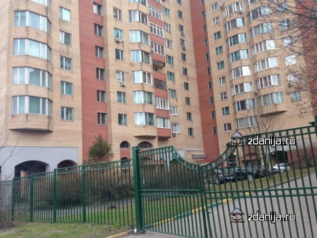 Москва, Новочеремушкинская улица, дом 60, корпус 1 (ЮЗАО, район Черемушки)