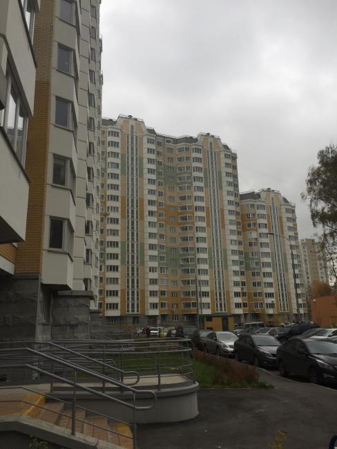 Москва, Ясный проезд, дом 32, корпус 1, Серия П-44К (СВАО, район Южное Медведково)