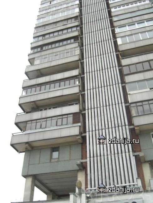 Москва, Ленинградское шоссе, дом 29 (САО, район Войковский)