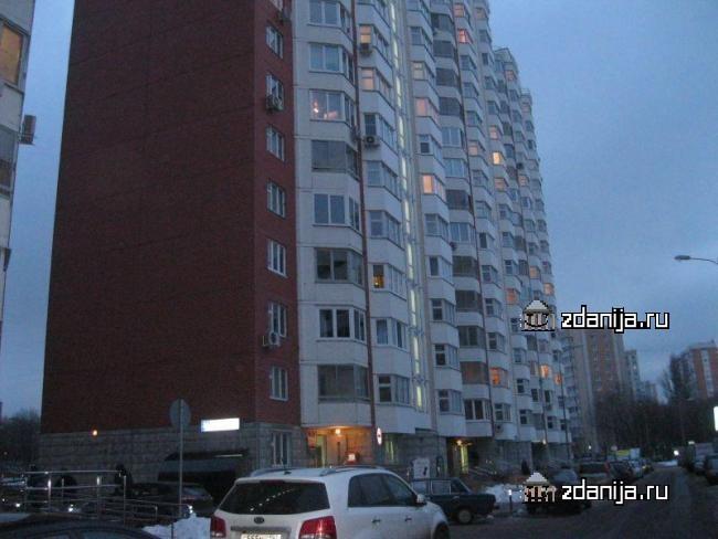 Москва, Болотниковская улица, дом 36, корпус 4, Серия П-44т (ЮЗАО, район Зюзино)