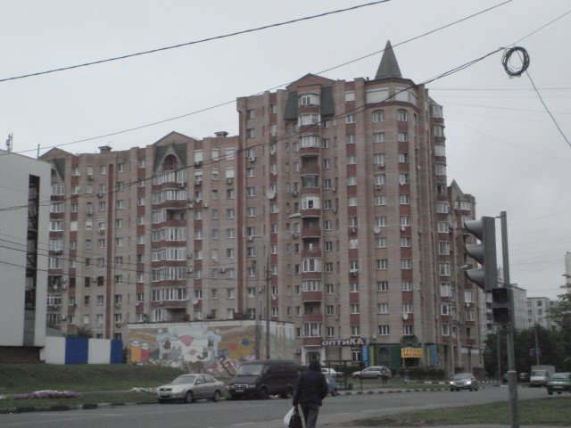 Москва, Дубнинская улица, дом 26, корпус 1 (САО, район Восточное Дегунино)