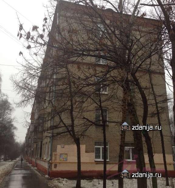 Москва, 3-я Прядильная улица, дом 7, Серия II-14 (ВАО, район Измайлово)