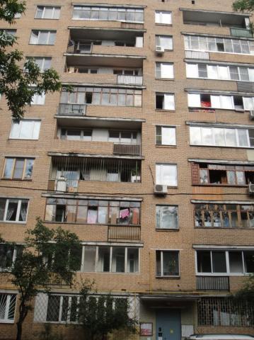 Москва, Болотниковская улица, дом 9, корпус 2 (ЮАО, район Нагорный)