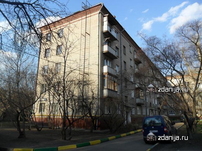 Москва, Чистопольская улица, дом 4, Серия II-14-32 (ЮВАО, район Нижегородский)
