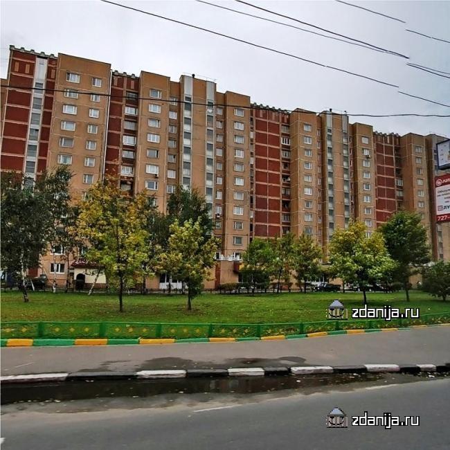 Москва, Нижегородская улица, дом 70, корпус 1 (ЮВАО, район Нижегородский)