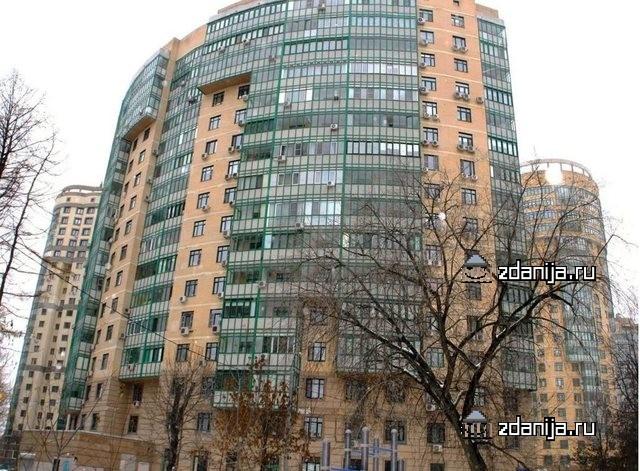 Москва, Ленинградское шоссе, дом 120, корпус 3 (САО, район Левобережный)