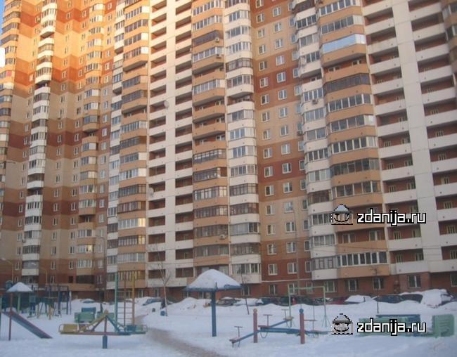 Москва, улица Берзарина, дом 21 (СЗАО, район Хорошево-Мневники)