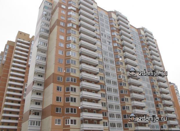 Москва, улица Полины Осипенко, дом 8, корпус 1 (САО, район Хорошевский)