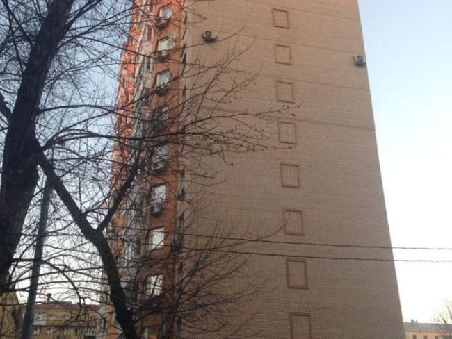 Москва, улица Сайкина, дом 19 (ЮВАО, район Южнопортовый)
