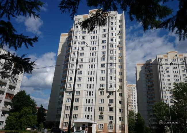 Москва, Нахимовский проспект, дом 61, корпус 1, Серия п3м (ЮЗАО, район Черемушки)