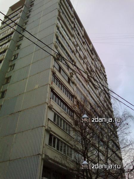 Москва, Профсоюзная улица, дом 132, корпус 5, Серия II-68 (ЮЗАО, район Теплый Стан)