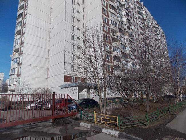 Москва, Балаклавский проспект, дом 4, корпус 8, Серия П-44 (ЮАО, район Нагорный)
