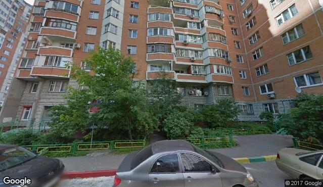 Москва, Дубнинская улица, дом 17, корпус 1, Серия П-44т (САО, район Восточное Дегунино)