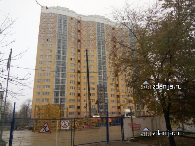 Москва, Болотниковская улица, дом 30, корпус 2, Серия И-155 (ЮЗАО, район Зюзино)