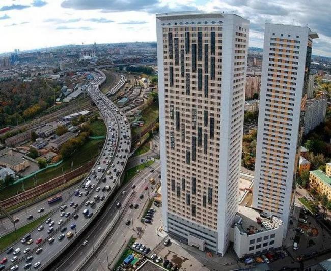 Москва, Хорошевское шоссе, дом 16, корпус 1 (САО, район Хорошевский)