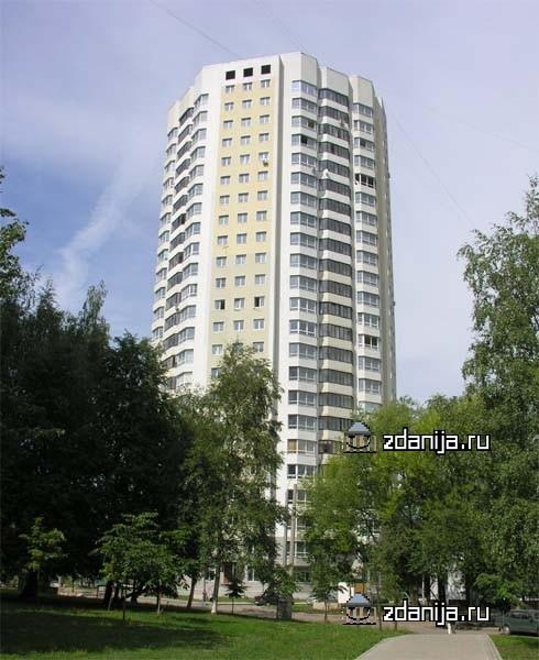 Москва, Беломорская улица, дом 18А (САО, район Левобережный)