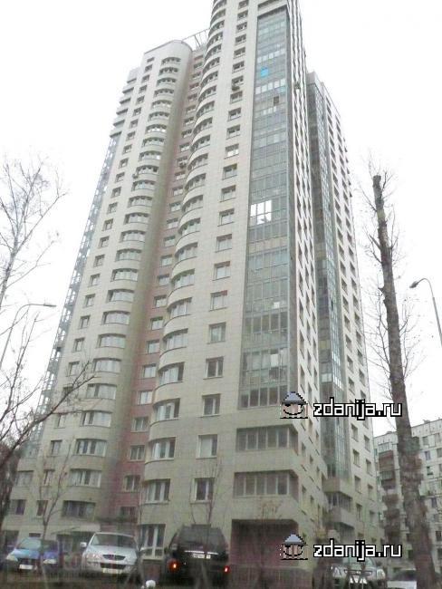 Москва, Беломорская улица, дом 24, корпус 3 (САО, район Левобережный)