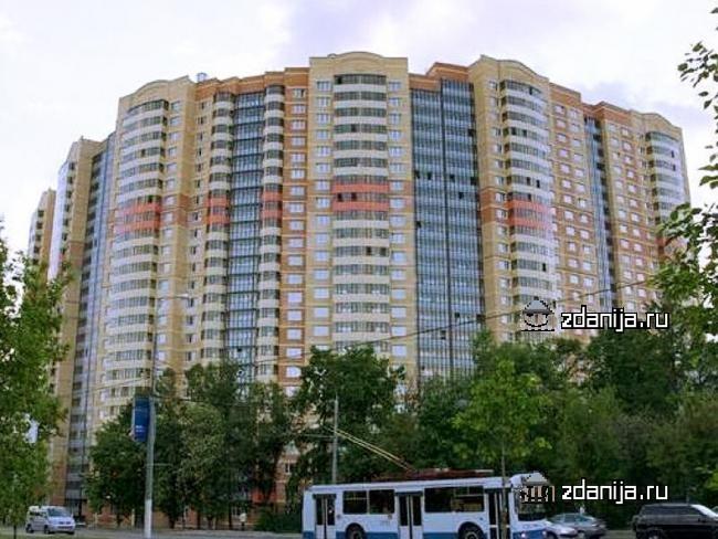 Москва, Беломорская улица, дом 13, корпус 1 (САО, район Левобережный)