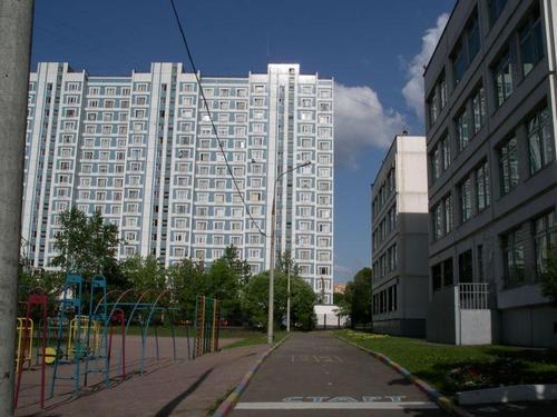 Москва, 16-я Парковая улица, дом 37 (ВАО, район Северное Измайлово)