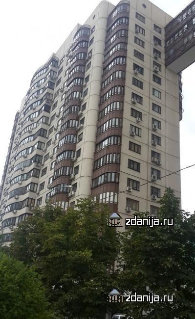 Москва, Новочеремушкинская улица, дом 63, корпус 2 (ЮЗАО, район Черемушки)