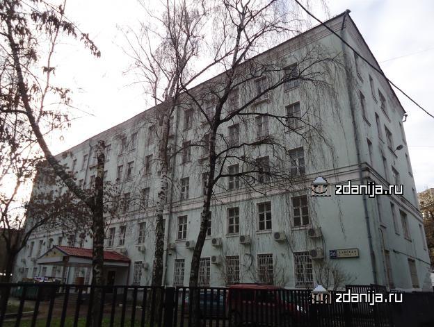 Москва, Хавская улица, дом 26 (ЮАО, район Даниловский)