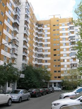 Москва, Мячковский бульвар, дом 8, корпус 4, Серия - П-3 (ЮВАО, район Марьино)