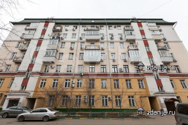 Москва, улица Сайкина, дом 13 (ЮВАО, район Южнопортовый)