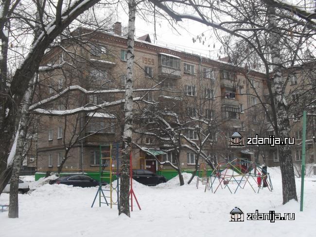 Москва, Солнечногорская улица, дом 12, Серия II-14 (САО, район Головинский)
