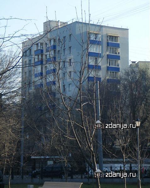 Москва, 2-й Самотечный переулок, дом 2/4, Серия II-18-01,02,03/09 (ЦАО, район Тверской)