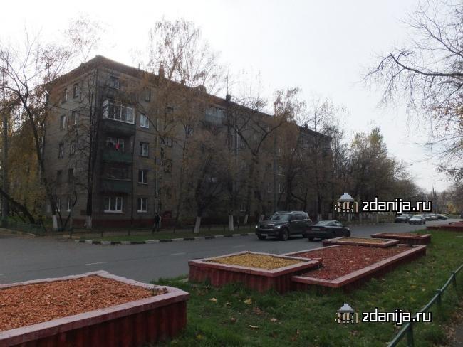 Москва, Люблинская улица, дом 17, корпус 2, Серия II-14-32 (ЮВАО, район Текстильщики)