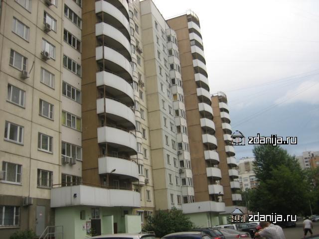 Москва, улица Юных Ленинцев, дом 47, корпус 4, Серия И-155 (ЮВАО, район Кузьминки)