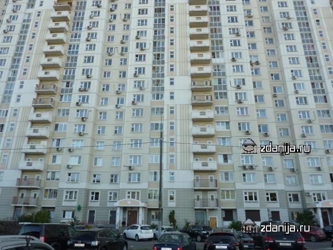Москва, Саратовская улица, дом 31, предп. серия п3-м7/23 (ЮВАО, район Рязанский)