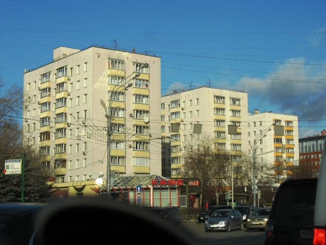 Москва, улица Зацепский Вал, дом 2, строение 2, Серия: II-29 (ЦАО, район Замоскворечье)