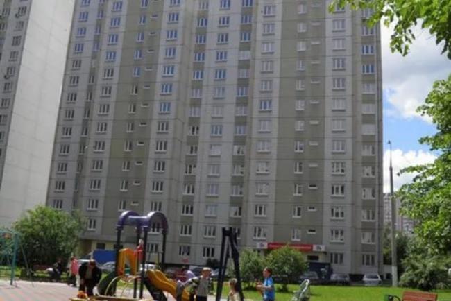 Москва, Старокачаловская улица, дом 3, корпус 4, Серия П-44 (ЮЗАО, район Северное Бутово)