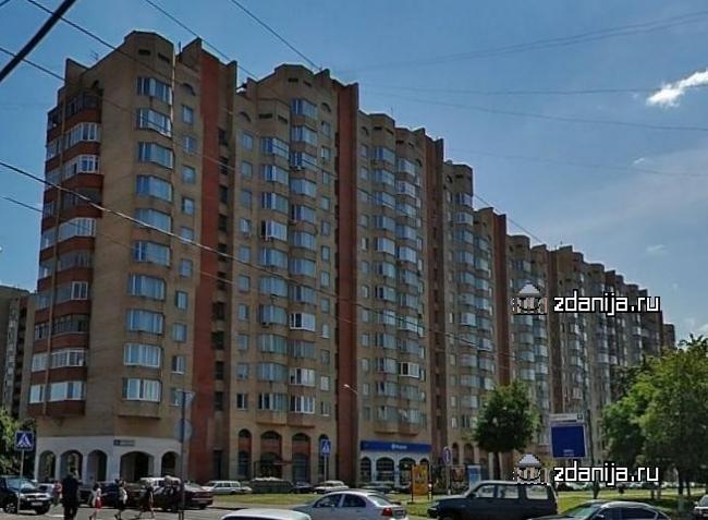 Москва, Профсоюзная улица, дом 43, корпус 1 (ЮЗАО, район Черемушки)
