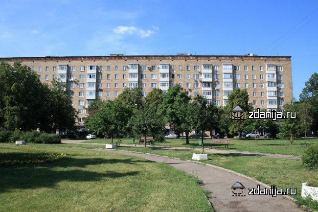 Москва, улица Симоновский Вал, дом 26, корпус 2 (ЮАО, район Даниловский)