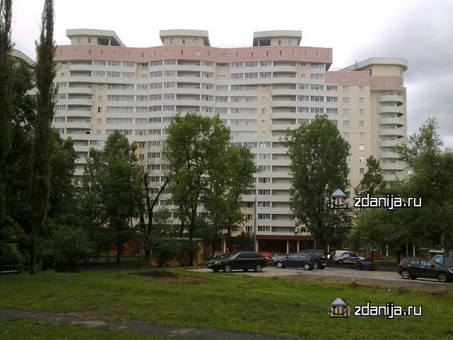 Москва, Севастопольский проспект, дом 51 (ЮЗАО, район Котловка)