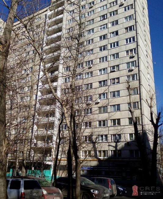 Москва, Херсонская улица, дом 37, Серия МГ-601 (ЮЗАО, район Черемушки)