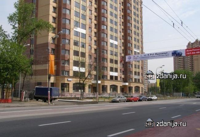 Москва, Нижегородская улица, дом 17 (ЦАО, район Таганский)
